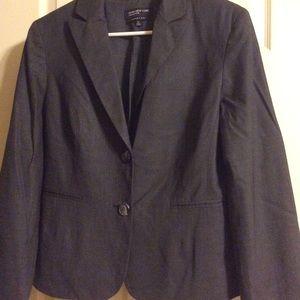Jones New York grey jacket